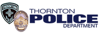 Thornton Police Department Logo